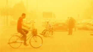 Soha nem látott homokviharok gyilkolnak Libanonban és Szíriában