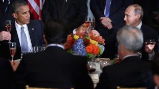 Ezt ette Obama és Putyin az ENSZ-ben