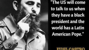 Fidel Castro, aki előre megmondta