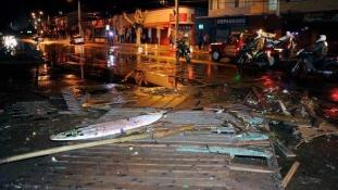 Chile: az erős földrengés után nem jött a cunami