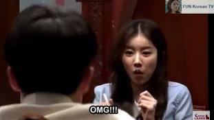 Szingli étteremben találnak párra Koreában