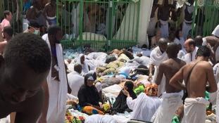 Hogyan és miért tapostak halálra többszáz zarándokot Mekkánál?