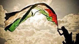 Felhúzzák a palesztin zászlót az ENSZ-ben
