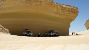 Mexikói turistákat lőttek le az egyiptomi sivatagban – terroristának nézték őket