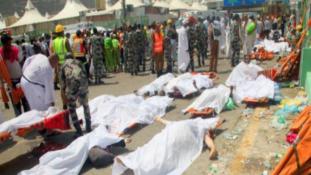 Valójában ezernél több embert tapostak agyon a mekkai zarándoklaton?