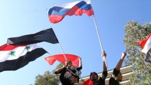 Hadieszközöket is visznek Szíriába az orosz repülők