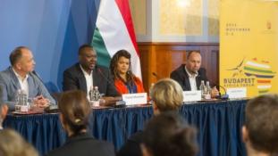 Újra Afrika Fórum Budapesten