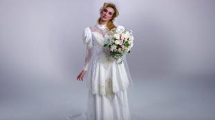 Az esküvői ruha száz éve