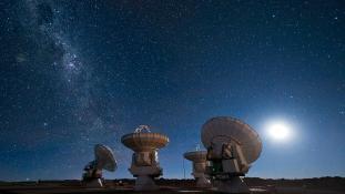 Hihetetlen, de úgy tűnik értelmes élet nyomait találták a világűrben