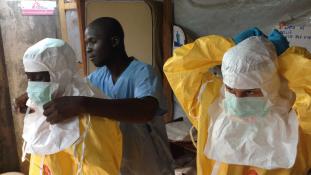 Valami nagyon félelmetes történik az ebolával