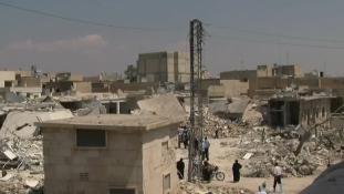 A Szír kormányerők újabb területeket foglaltak vissza