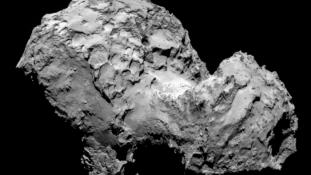 Meglepő felfedezés: oxigén az üstökös légkörében
