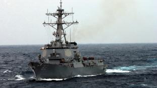 Mesterséges szigeteken kapott össze Kína és az Egyesült Államok