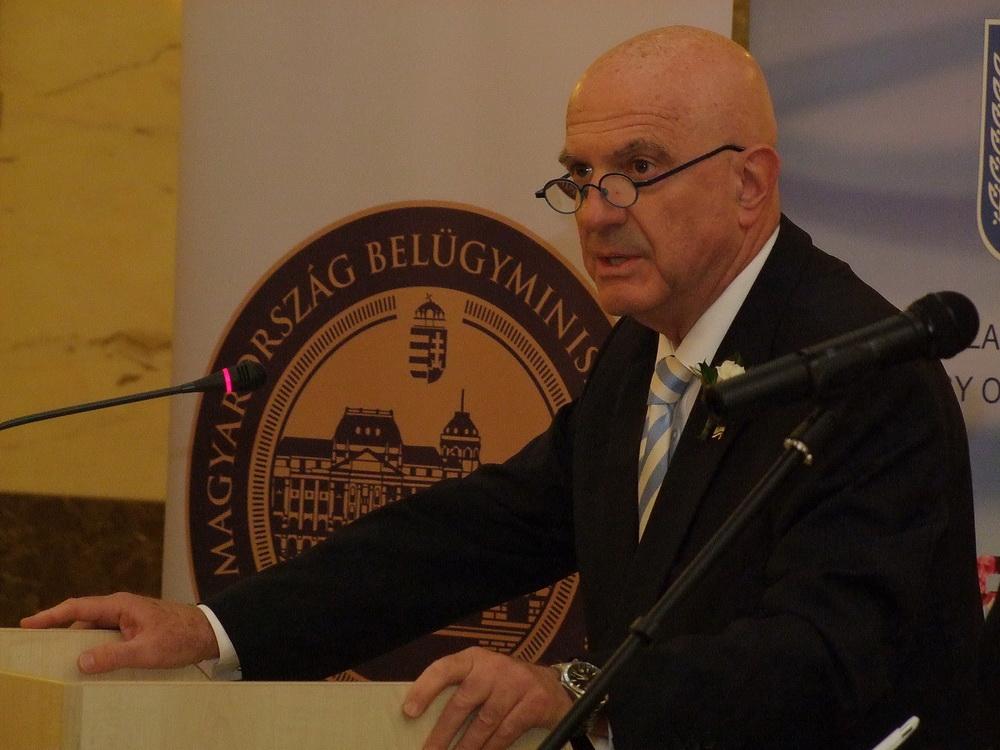 H.E. Ilan Mor Izrael állam nagykövete