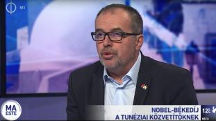 Tunézia biztatást jelent Afrikának