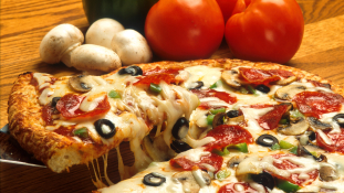 Ezért szeretjük a pizzát