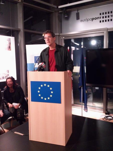 Szűcs Tamás az Európai Bizottság Magyarországi Képviseletének vezetője