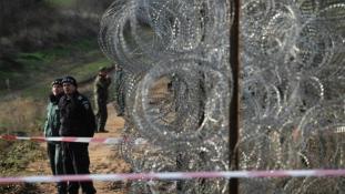 Bulgáriáig jutott az afgán migráns, aztán figyelmeztető lövés végzett vele