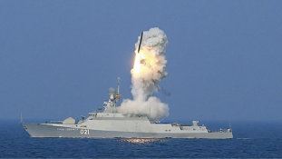 Iránban csapódott be négy orosz cirkálórakéta – mondják az amerikaiak