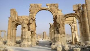 Tovább rombolt az Iszlám Állam Palmürában