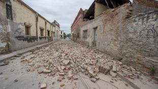 5,9-es erősségű földrengés Argentínában