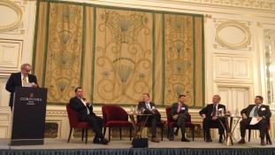 Amerikai diplomáciai és kereskedelmi partyt tartott Budapesten a The Club