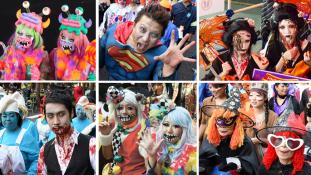 Halloween a világ körül – Japán
