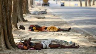 A halottasházban ébredt a hajléktalan