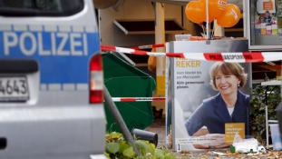 Az idegengyűlöletből megkéselt politikusnő lett Köln polgármestere