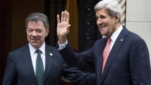 A háború után a békét is finanszírozná az USA Kolumbiában