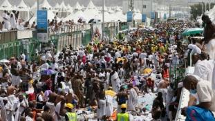 Törölt számok: 4 ezernél is többen halhattak meg a mekkai zarándoklaton