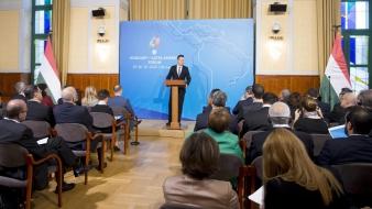 Kubai és Costa Rica-i delegációkkal tárgyalt a magyar kormány