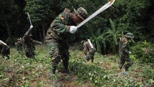 Európai rendőrök segítik a drogellenes harcot Bolíviában