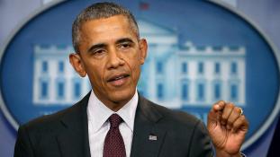 Putyint és az amerikai politikusokat is bírálta Obama