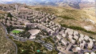Rawabi – a vadiúj palesztin város