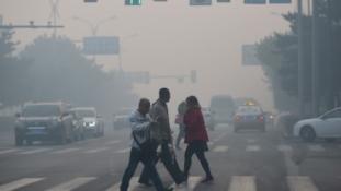 Fűtésszezon: Fojtogató füst Kínában