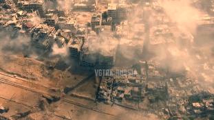 Vérfagyasztó video Damaszkusz közeléből