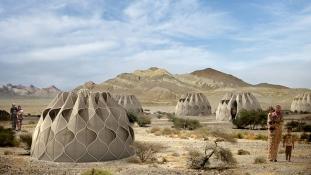 Ilyen gyönyörű házat tervezett menekülteknek egy jordán építész