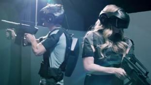 Megnyílt a világ első virtuális témaparkja