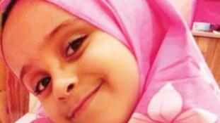 Halálra verte saját hétéves lányát