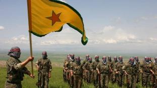 Egész falvakat töröltek el a Föld színéről Szíriában a kurdok