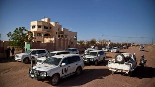 Felrobbantottak egy ENSZ-alkalmazottat