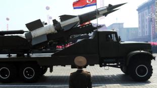 Új ballisztikus rakétája van Észak-Koreának?