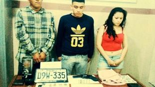 18 éves lány volt egy perui drogkartell feje