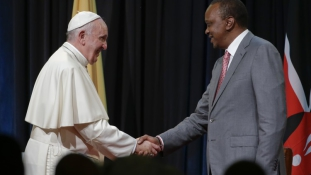Ferenc pápa: elengedhetetlen a muszlim-keresztény párbeszéd