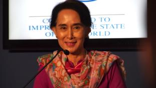 Elismerte vereségét a mianmari junta