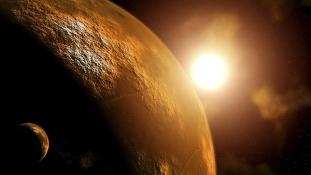 Valami nagyon furát találtak a Marson