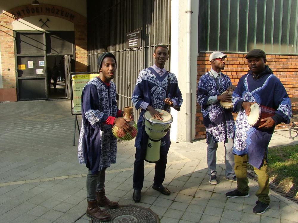 Afrika és az öntödék
