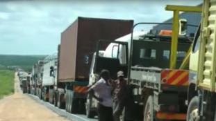Minden idők legnagyobb forgalmi dugója alakult ki Kenyában