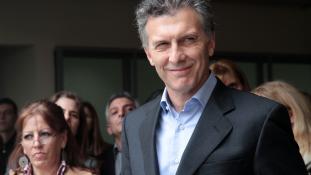 Az ellenzéki Macri nyert Argentínában